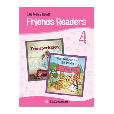 Friends Readers 4